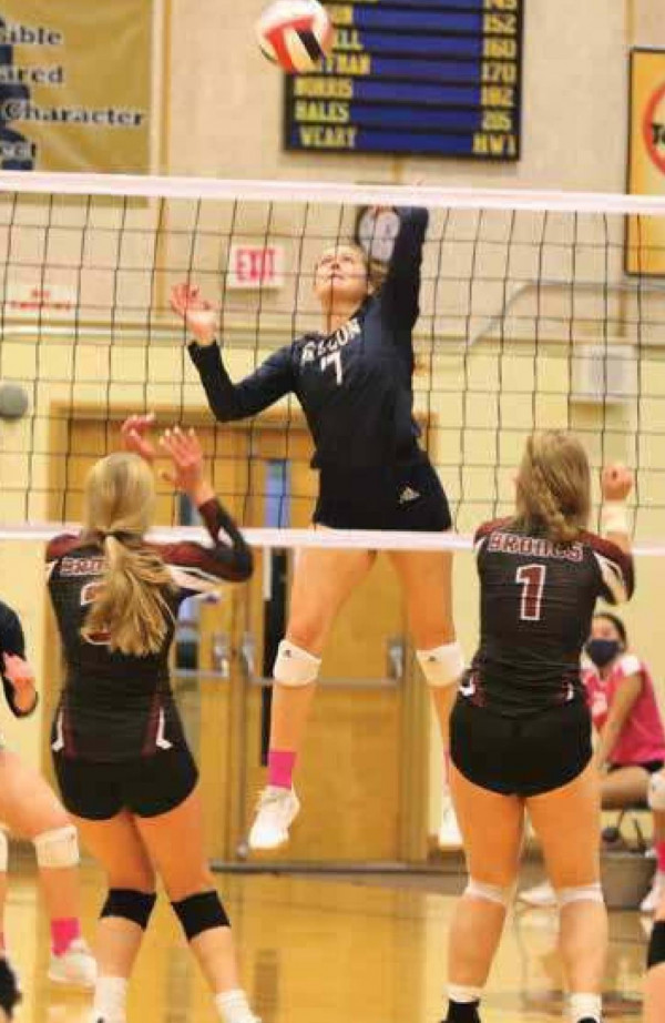 Lady Beavs top Hamilton to move to #5 seed, face Hamilton Wed. in divisional play-in game