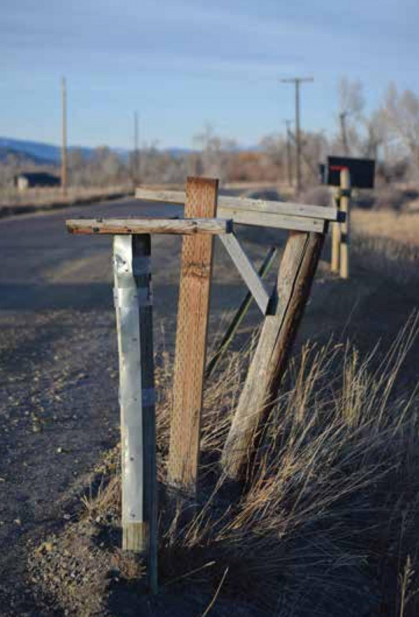 Vandalism suspected in slew of damaged mailboxes